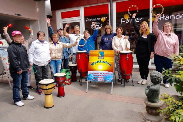 Friedberg Drummers